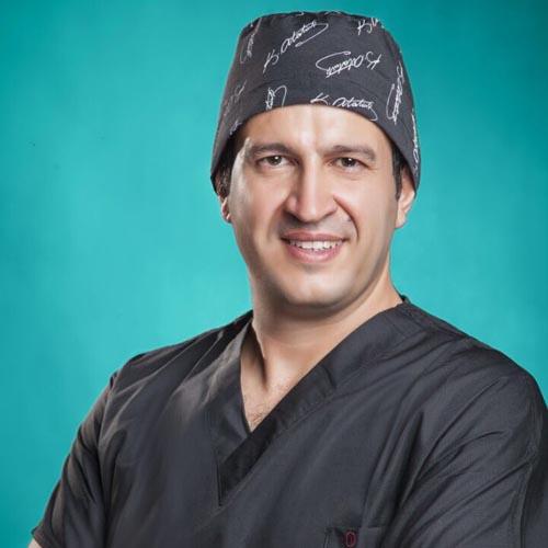 جراح العام فی مشهد مع الدکتور شهریار عزیزی