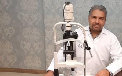 متخصص چشم مشهد
