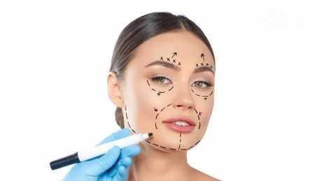 کشیدن پوست صورت به کمک جراحی