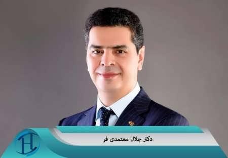 دکتر جلال معتمدی بهترین جراح بینی در مشهد